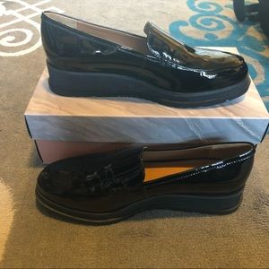 40569d463ab Shoes - Patent Sarto by Franco Sarto Ayers Loafers!